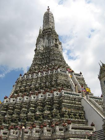Wat Arun(Temple of Dawn), Bangkok #2
